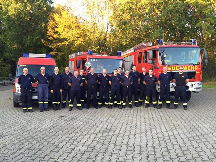 Feuerwehr Bechen